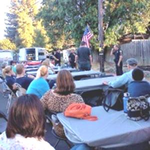 2012 National Night Out at Concord Park